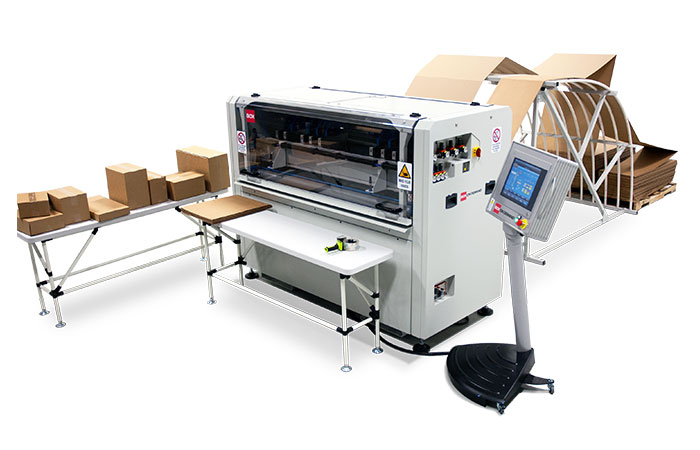 Compack 1.4 Box Making Machine