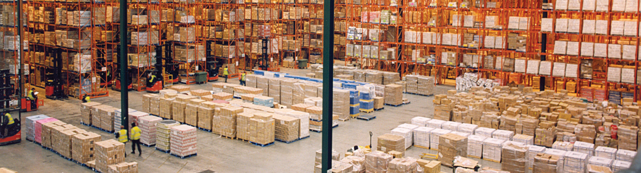 ecommerce warehouse shipping